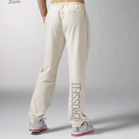 Women's Reebok Crossfit sweat pants